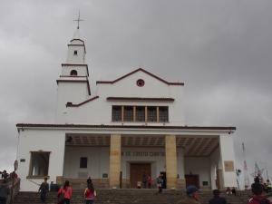 Le sanctuaire de Monserrate